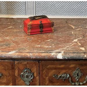Boîte à couture coffret à épingles époque Louis XV