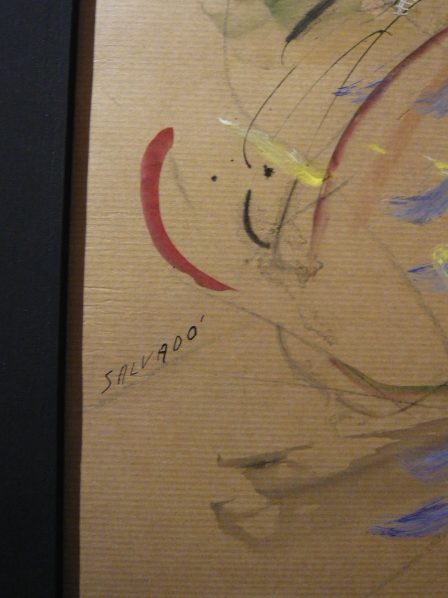 Peinture  sur papier craft-photo-2