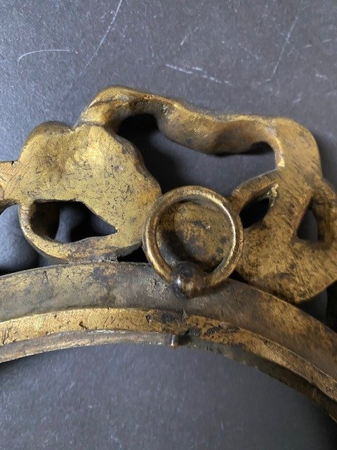 Oval Bronze Frame-photo-1