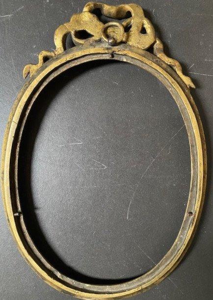 Oval Bronze Frame-photo-3
