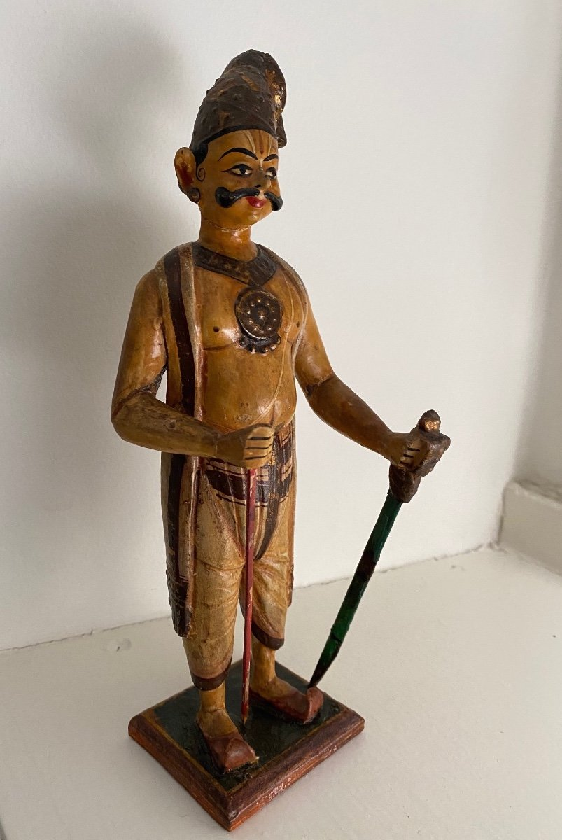 Personnage Indien-photo-4