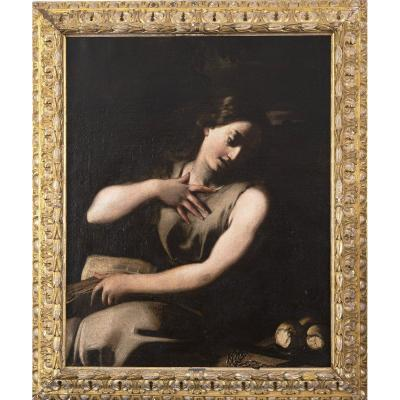 Gherardini, Attributed, The Penitent Mary Magdalene