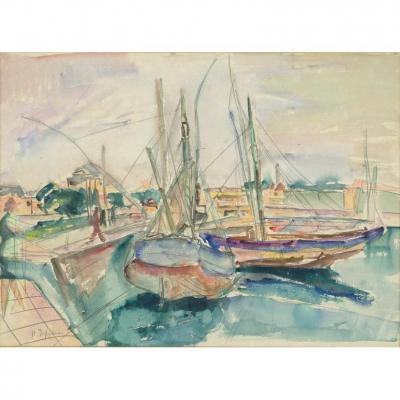Henri Epstein, The Port