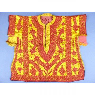 Corsage Kutch From Gujarat - India Late Nineteenth-
