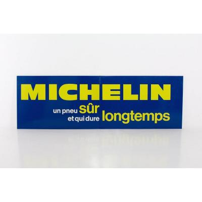 Plaque Michelin & Chagnon