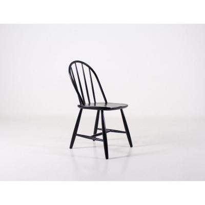 Ercol Style Tapiovaara Chair Black.
