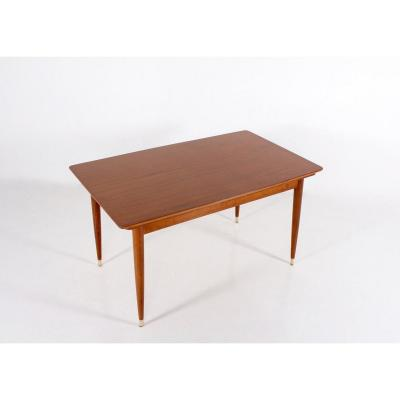 Table à Allonges Scandinave 1960