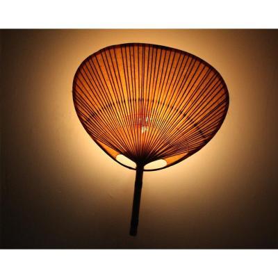 Ingo Maurer: Uchiwa Wall Lamp