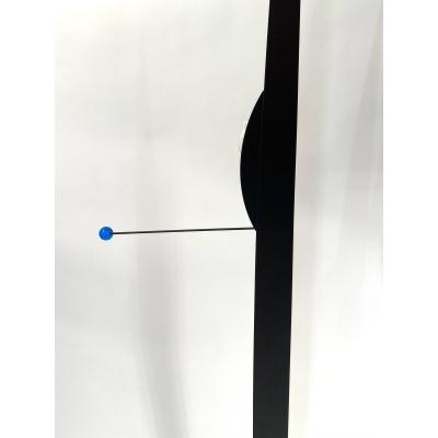 Lampadaire «Flame» Gilles Derain 1980's