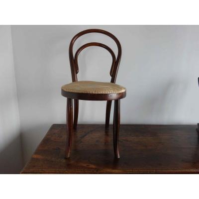 Chaise Enfant Fischel N°14  Thonet Art Nouveau