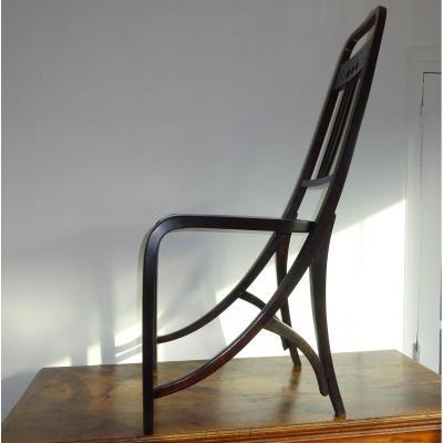 Chaise Josef Hoffmann Thonet 511 Art Nouveau