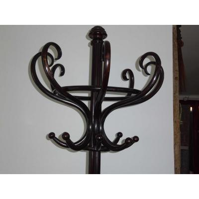 Porte Manteaux Perroquet Thonet 1900 Art Nouveau