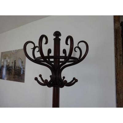 Coat Rack Thonet Parroquet 1885 Art Nouveau