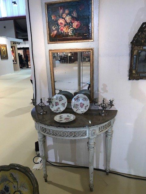 Console XVIIIème Siècle,  d'époque Louis XVI