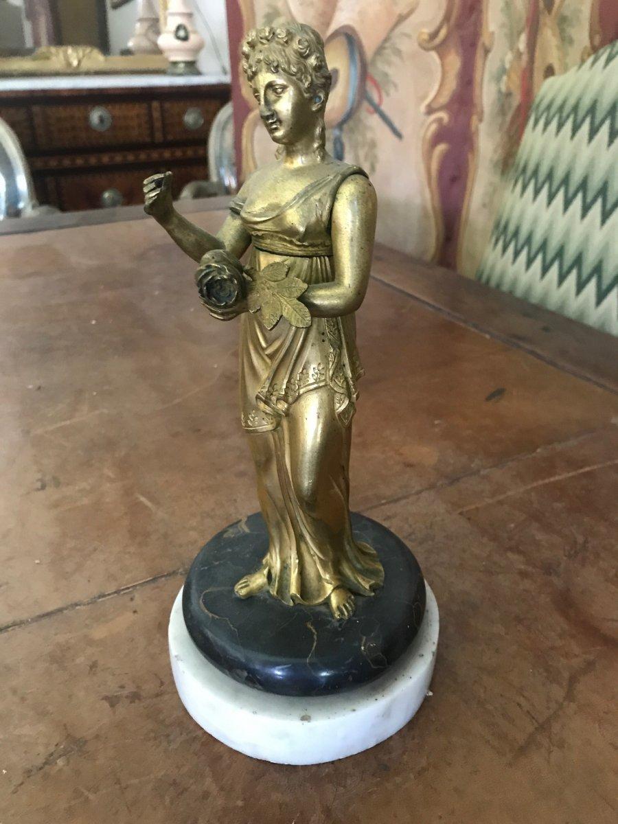 Bronze Femme XIXème