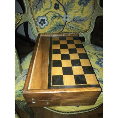 Game Box XIX Th Century