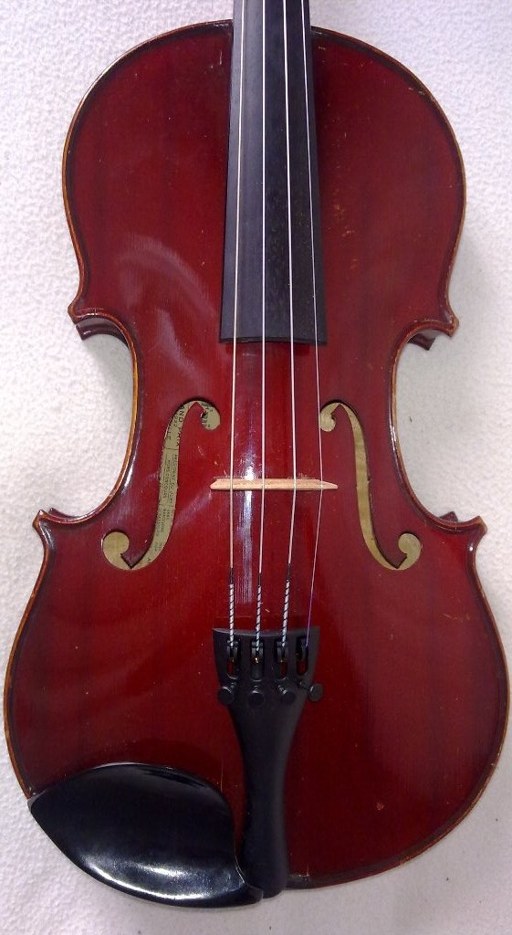violon emile blondelet 1925 instruments de musique. Black Bedroom Furniture Sets. Home Design Ideas