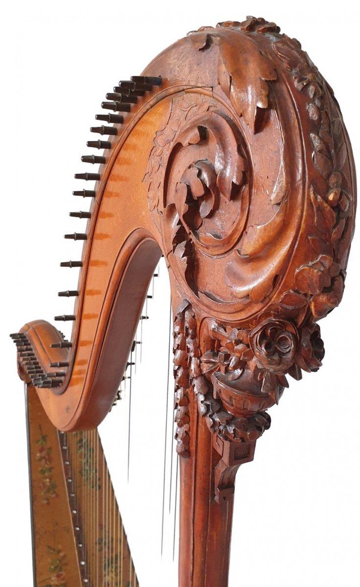 Harpe 18éme