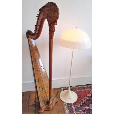 Harpe Du XVIII Siècle