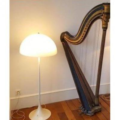 Vintage Lamp  Verner Panton