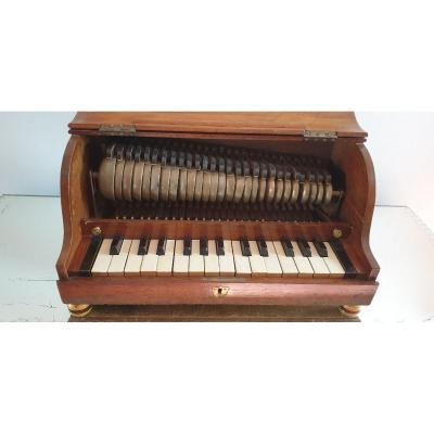 Piano Glockenspiel Napoléon III