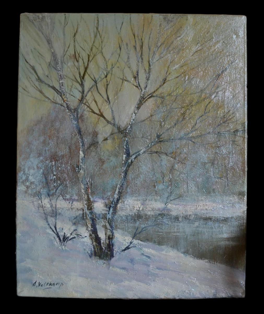 A. Veltkamp - Winter - Circa 1950