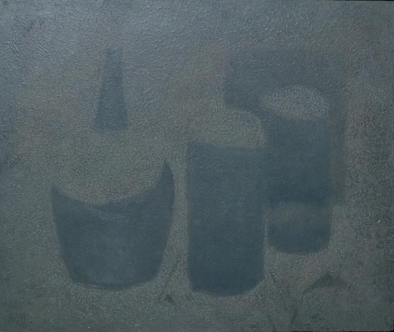 """Peter COMPAAN (1903 - 1983)  """" Winter  """"  1935"""