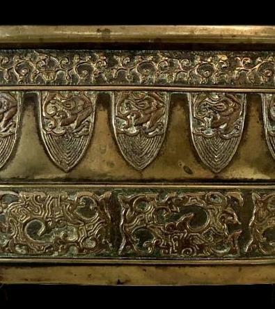 Important brûle-parfum en bronze, Japon, XIXème Siècle, ére Meiji, superbe-photo-3