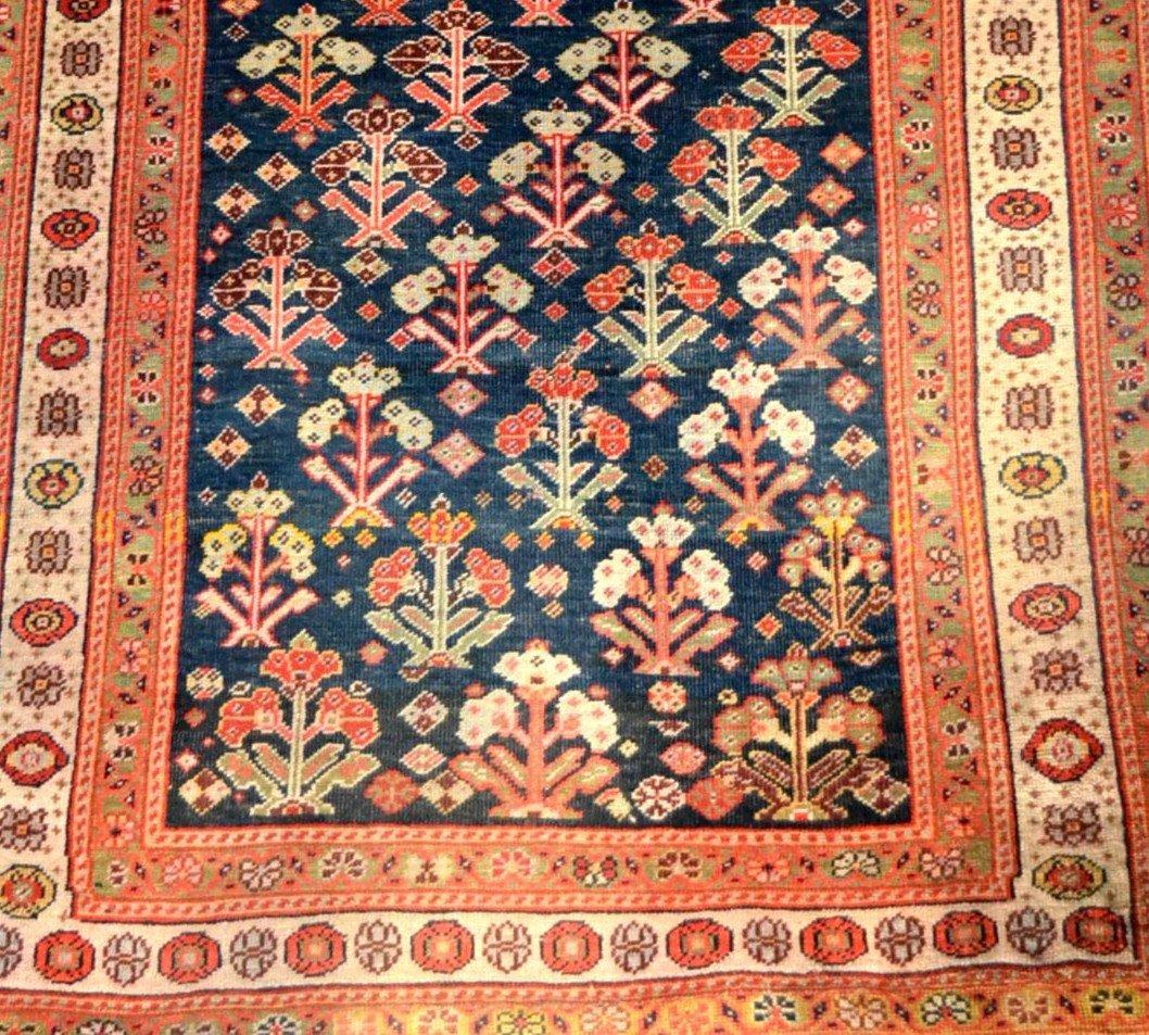 Tapis Kouba ancien, Caucase, 83 cm x 133 cm, laine sur laine, début du XXème siècle-photo-1