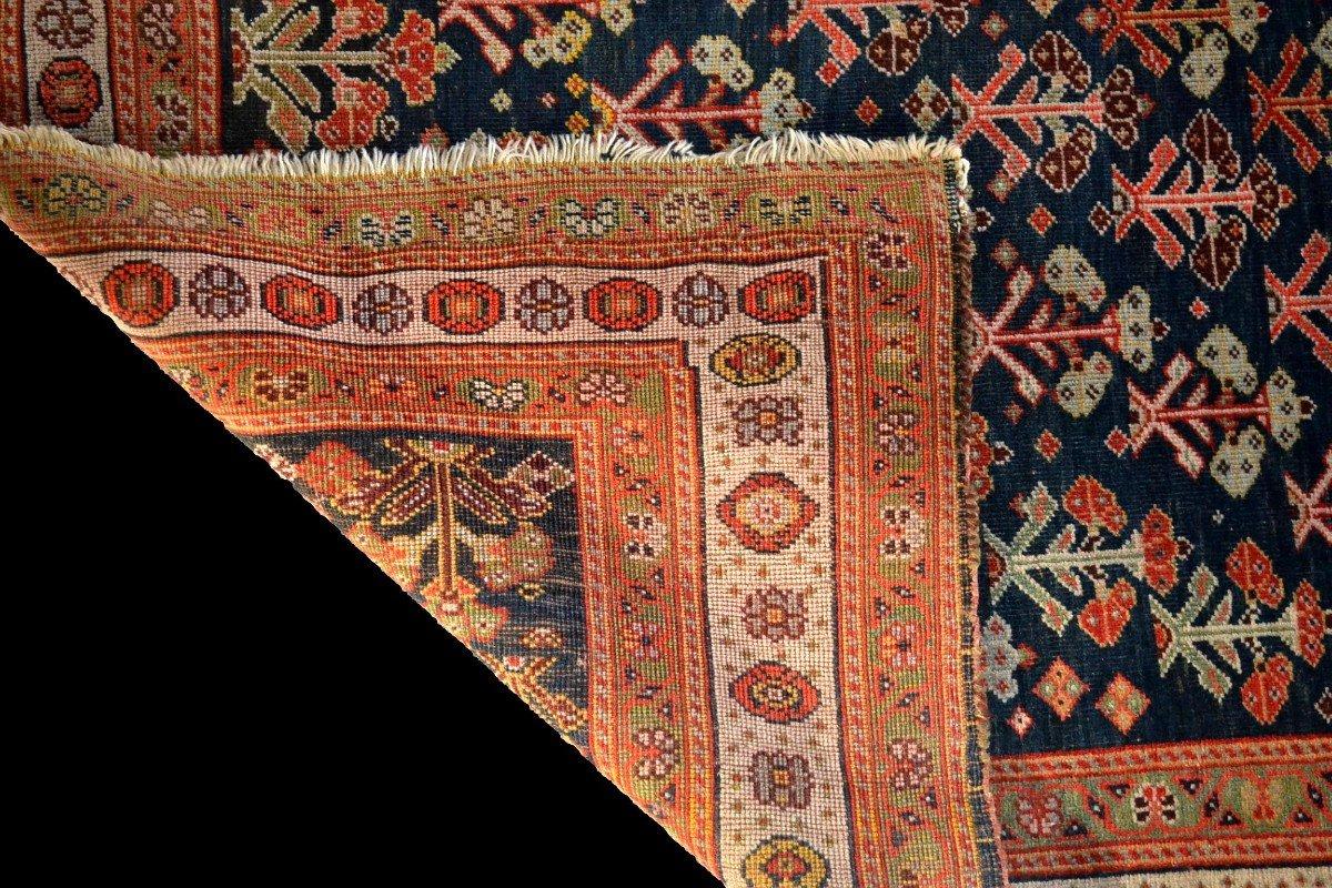 Tapis Kouba ancien, Caucase, 83 cm x 133 cm, laine sur laine, début du XXème siècle-photo-6
