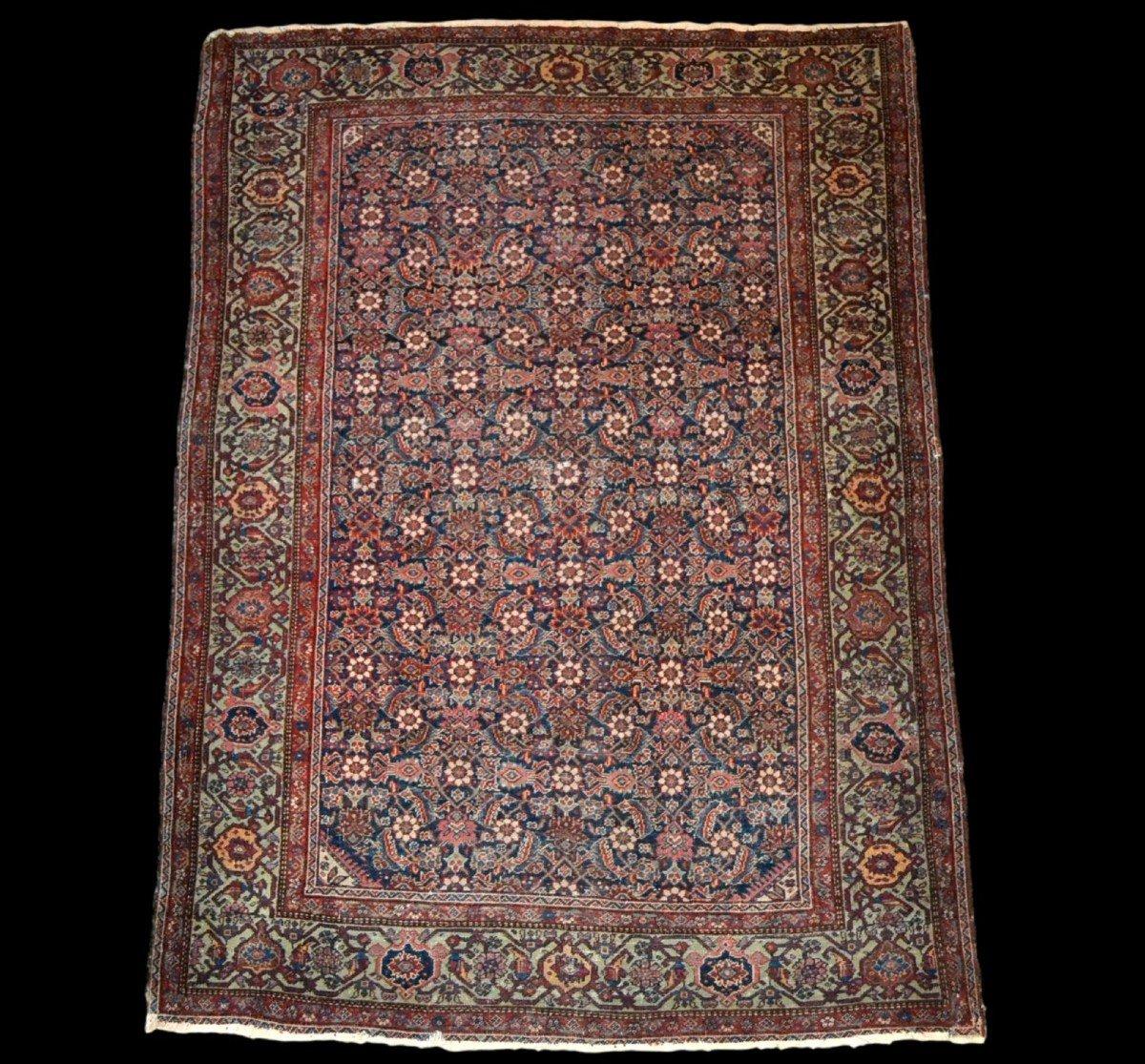 Tapis Persan Feraghan ancien, 131 cm x 185 cm, Iran, XIXème siècle, bel état collection