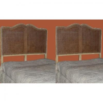 """beds Cannes Late 19th Century In Pairs - Circa 1890"""