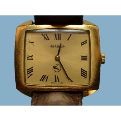 Jaeger Man Bracelet Watch, Circa 1970