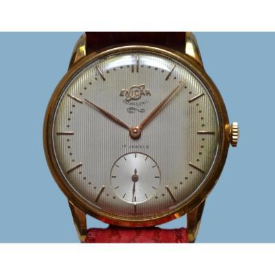 Enicar Man Bracelet Watch, Circa 1960