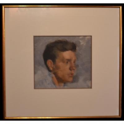 Dick Lusby - Portrait Usa Around 1950/1960