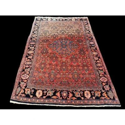 Persian Bidjar Antique Rug, 135 X 218 Cm, Iran, Hand Knotted Wool, 1920/1930