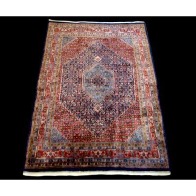 Tapis bidjar, 182 cm x 243 cm, Iran, laine nouée main, 1970,  très bon état