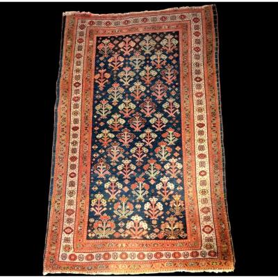 Old Kouba Carpet, Caucasus, 83 Cm X 133 Cm, Wool On Wool, Early 20th Century