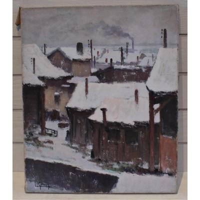 Ulysse Gorrin (1884-1965)