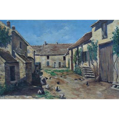 Edmond-Marie Petitjean (1844-1925)