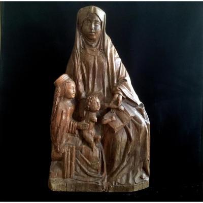 Beau Sainte Anne Trinitaire, 16eme Siêcle