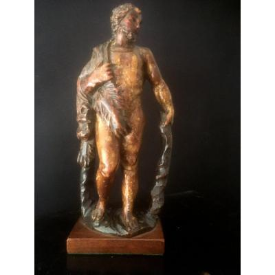 Beautiful Hercules, Late 17th Early 18th Century