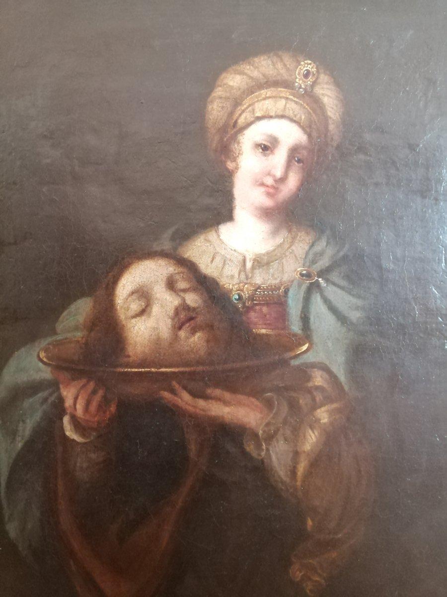Huile Sur Toile Atelier Guido Reni V.1640