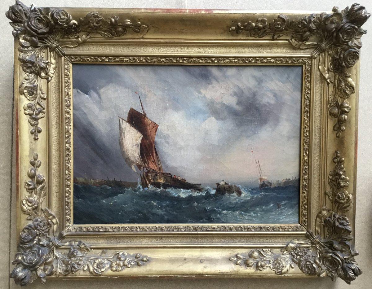 Marine, XIXème siècle