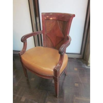 Office Armchair, Directoire Period