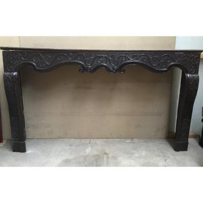 Fireplace, Regency Period