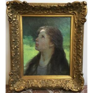 Barriot Claude (1846-1908) - Inspiration