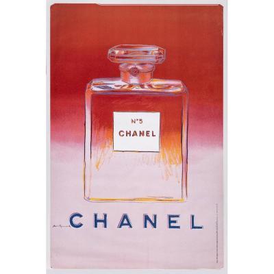 Andy WARHOL, Chanel N°5