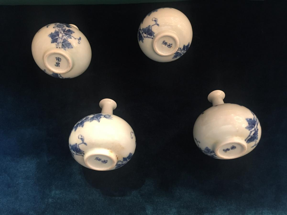 4 Vases Japan-photo-3