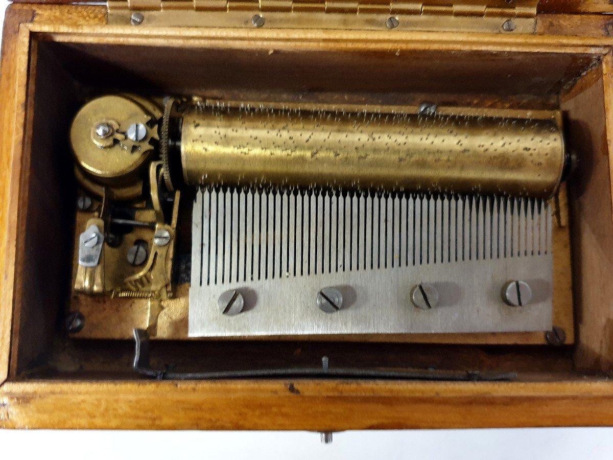 Boite A Musique  Miniature Fonctionnel -photo-4